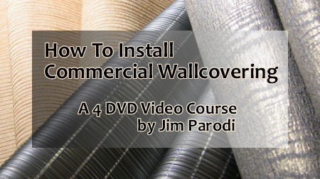 Photo for How to Install Commercial Wallcovering--Paperhanging Instruction Video Course